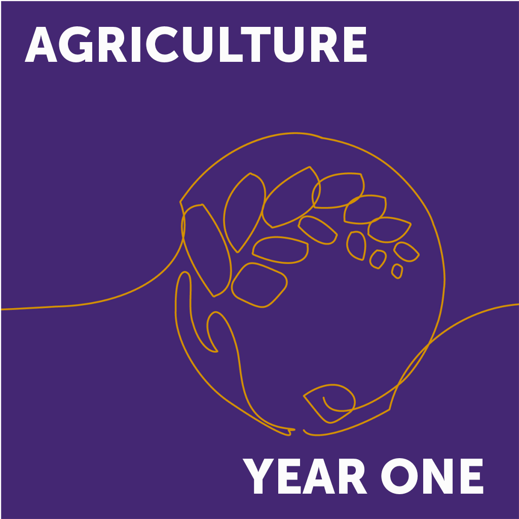 Agriculture Year 1