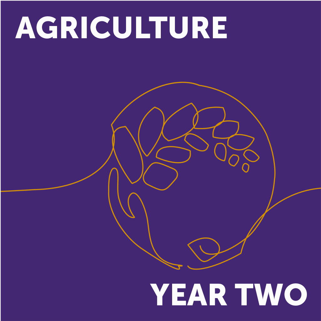 Agriculture Year 2