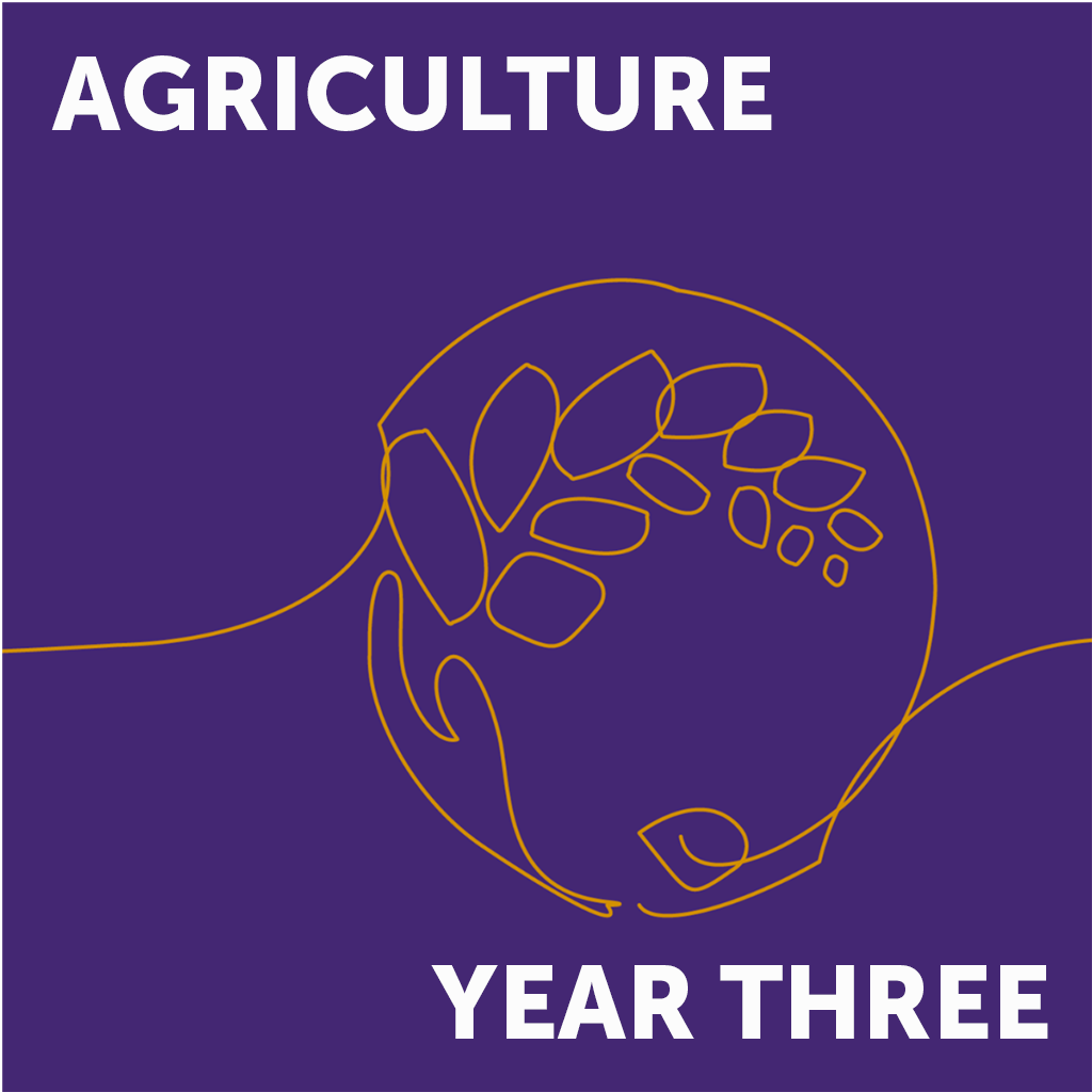 Agriculture Year 3